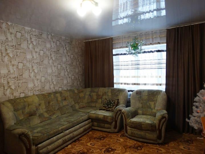 Сдается чистая, уютная однокомнатная квартира