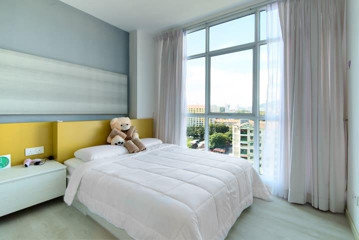 ★ Couples Getaway II ★ Cozy Suite Sleeps 1~4 |城市套房