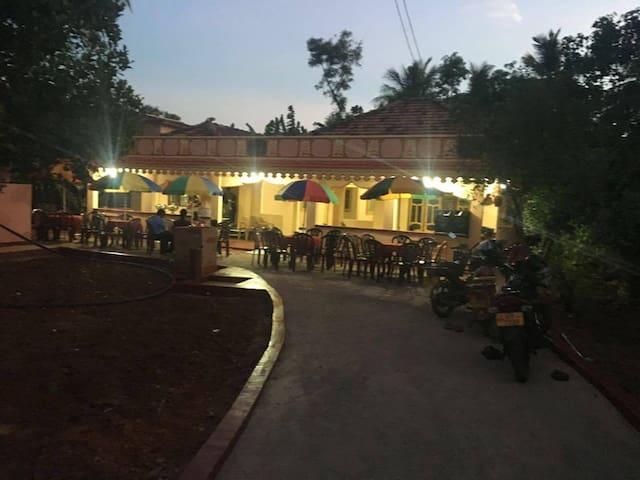 Thirumalarakam Holiday House - Jaffna - Rumah