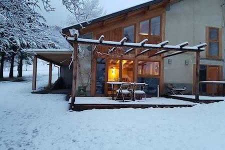 Magnificent farm guesthouse - La Bâtie-Neuve - 獨棟