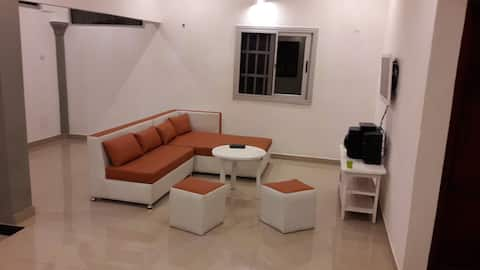 Lomé, maison de vacances cosy 4 personnes