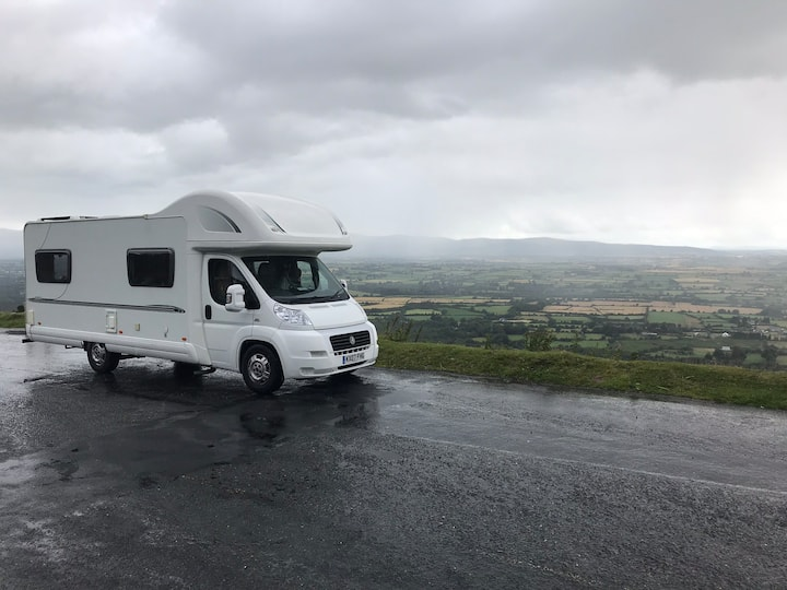 D'Campervan Cork