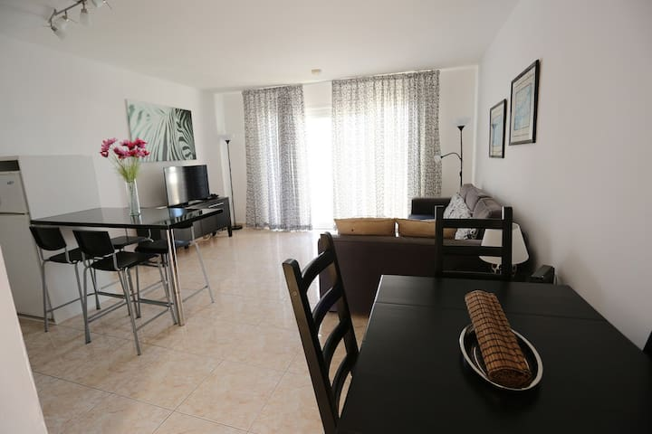 T113. Apartment in Costa Teguise.