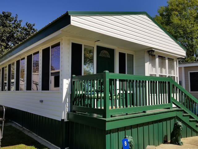 LAKE EUFAULA-GEORGETOWN COTTAGE 2 BEDROOM