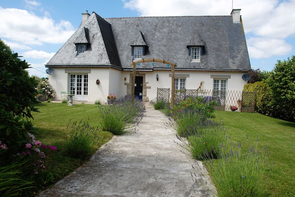 Chambre ille et vilaine bed breakfasts for rent in la for Chambre agriculture ille et vilaine