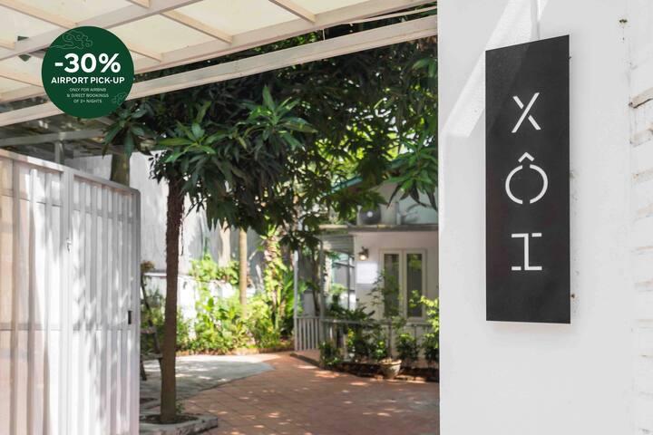 XOI WEST LAKE VILLA-Sunny room w/BACKYARD+KITCHEN