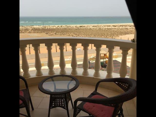 Studio - Sea View, Beach Barbecue Royal Breeze-3