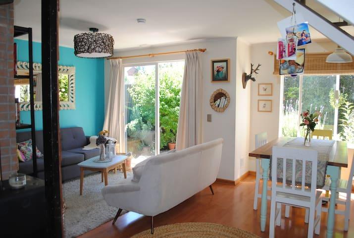 Casa acogedora en Puerto Varas. - Puerto Varas - Talo