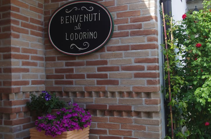 Appartamento in Cascina Lodorino - Cerreto Langhe - Leilighet