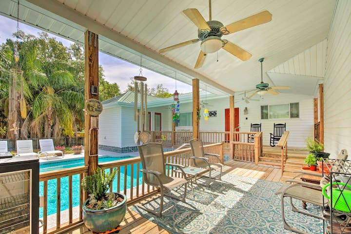 Homosassa Home w/Pool Access - By Boat Launch