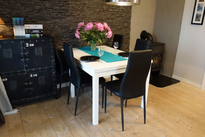Easily accessible apartment - Bergen - Appartement