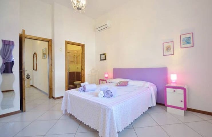 Camera vista giardino - FREE WI-FI - Casamicciola Terme - Wohnung