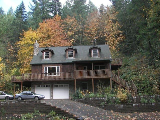 A Rural Woodland Retreat