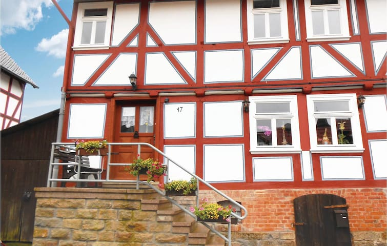 Holiday cottage with 4 bedrooms on 120m² in Spangenberg