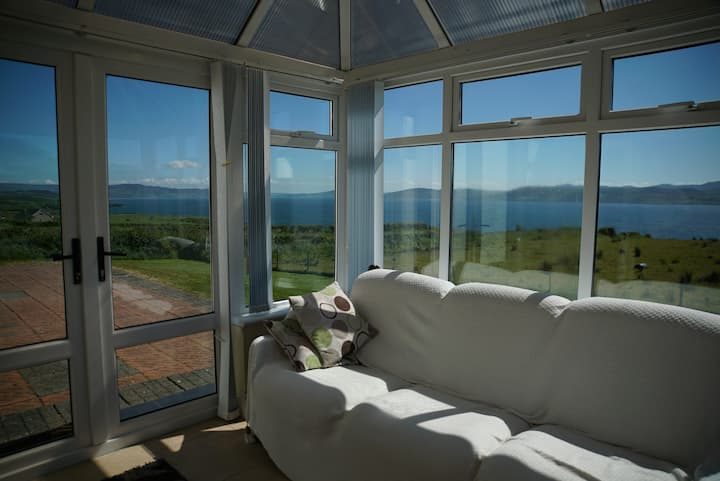 Dunree - Beautiful views, Excellent accommodation.
