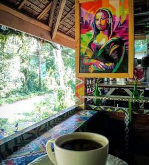 Klub Safari Resto-Inn Room for 2