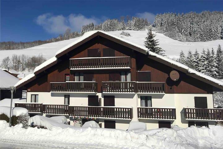 Appartement T2 montagne et lacs / mountain & lake
