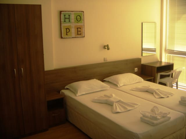 Double room in Family hotel Dreams