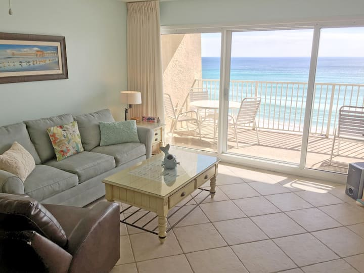 B405 - Beautiful 1BR/1BA On the Beach!