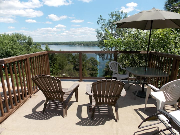Woodhaven Country Lodge - Waterview Suite