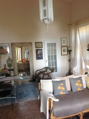 Panoramic flat with garden - Napoli - House