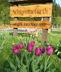 Bed & Breakfast Schlommefurth - Sankt Vith