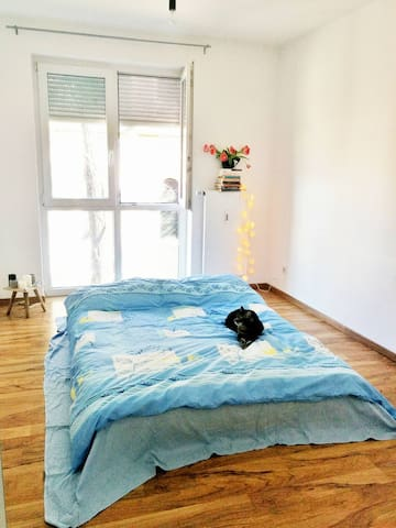 Minimal living in Mannheim - Mannheim - Appartement