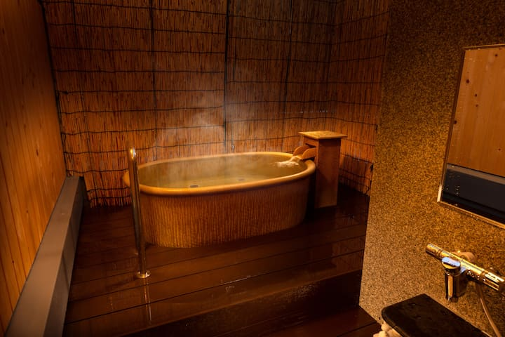 "A : LUXURY ""PRIVATE"" HOT SPRING in Arima Onsen"