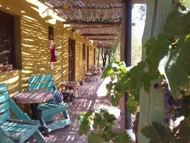 CHACANA - Un lugar mágico en Villa Unión (q'Inti)
