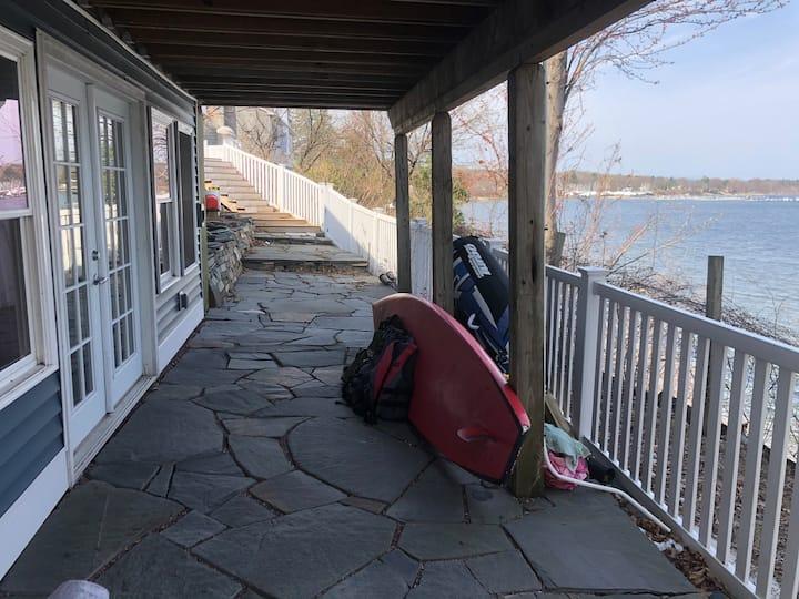 Stunning VT Lake house,  dog friendly