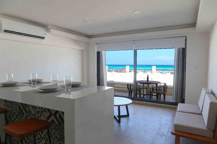 ocean view apartment II at villas Marlin