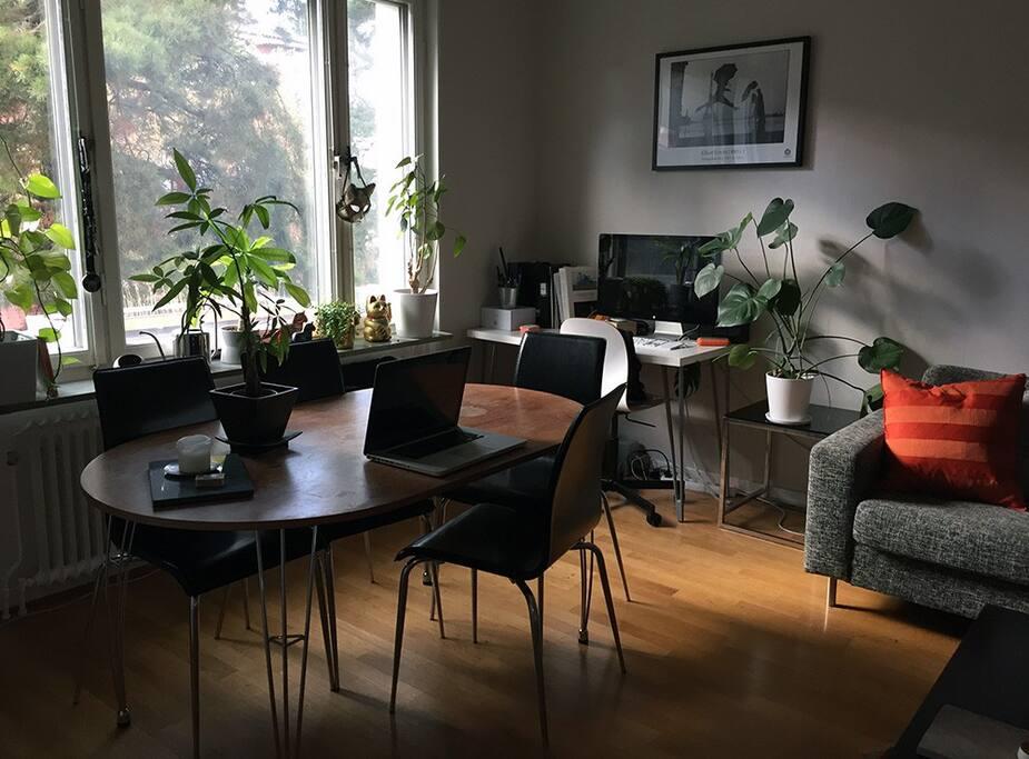 Livingroom Dining