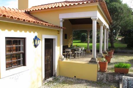 Charming little farm  south of Lisbon - Picheleiros