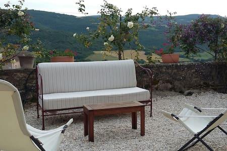 La casa di Massimo e Luisa - Capo del Colle