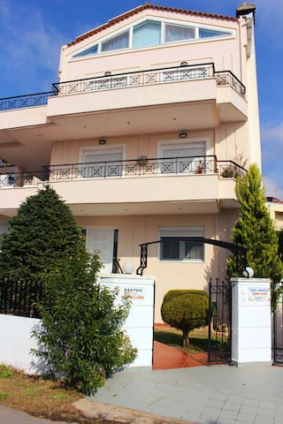Amazing- Villa-apartment in Panorama-Thessaloniki - Panorama - Casa
