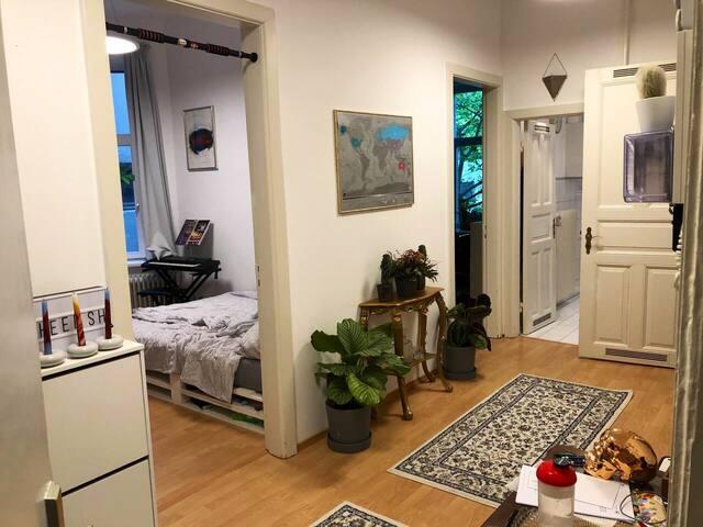 Wohnung in Hohenfelde