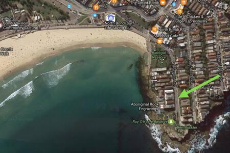 Easygoing ocean living at Bondi beach - North Bondi