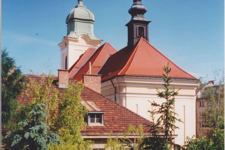Ruhige Wohnung im 6ten Bezirk (near Centre)