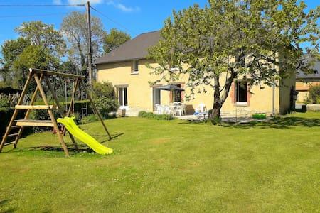 Holydays House, maison en Normandie, Manche, wifi
