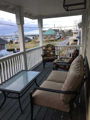 CharmingHistoric Home-Downtown Swansboro Waterview