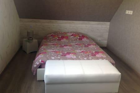 Chambre dans maison design Au calme - Audruicq