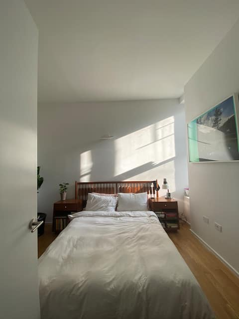 Light & Design filled 1 BR right off the A train!
