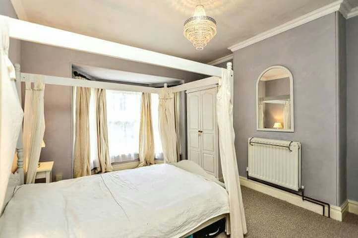 Spacious double ensuite city centre - Peterborough - Casa