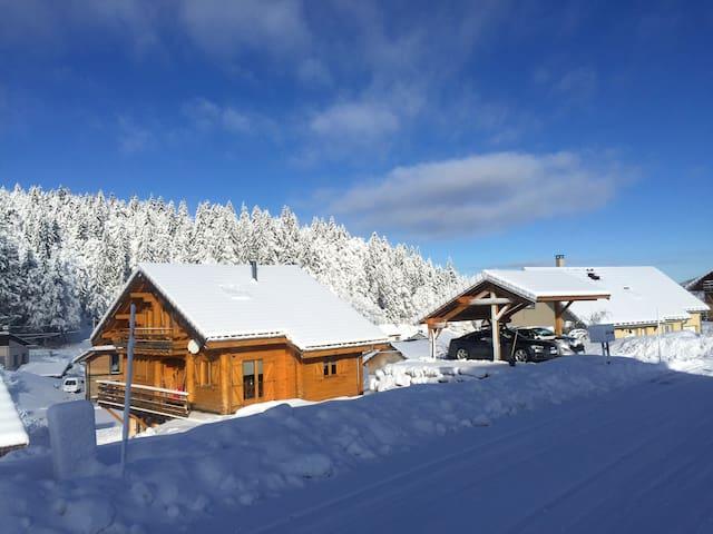 CHALET DE STANDING *** vacances ski, pistes à 500m