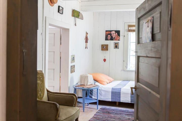 Sypialnia I na parterze