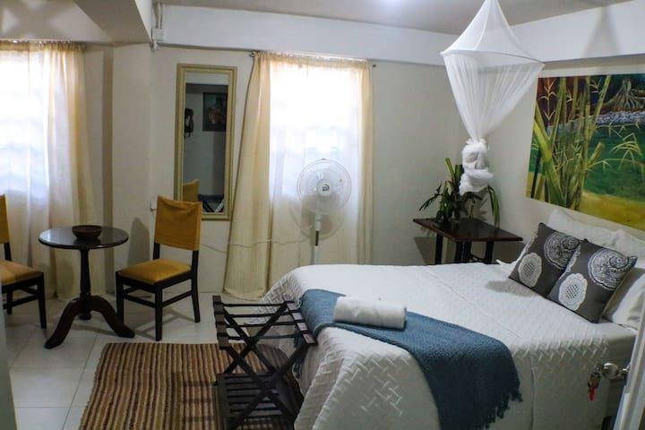 Rose Street Gardens Room 1 (Private Bath)