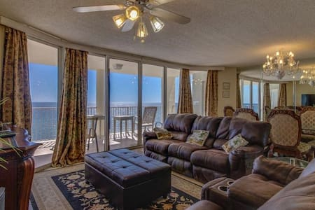 Gulf Front, Private Balcony, 2 bed 2 bath luxury