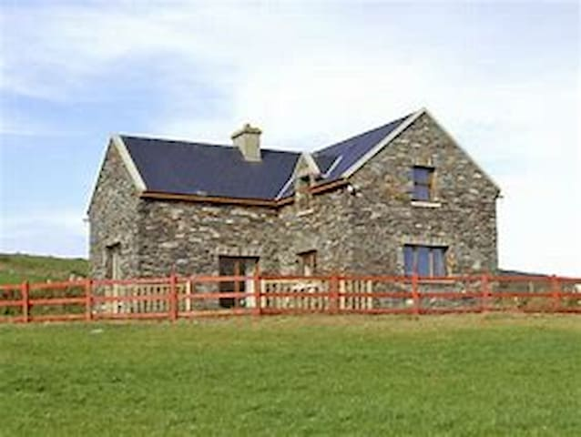 New 2019 Holiday  house  in  own private ground