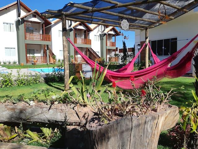 Chalés do Bosque, seu refúgio na praia de Bombas 6