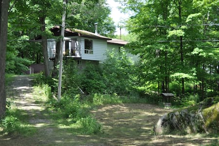 Yoriko Chalet at St. Johns Lake - Washago